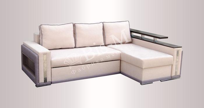 Неаполь  дов. бік - мебельная фабрика Бис-М. Фото №2. | Диваны для нирваны
