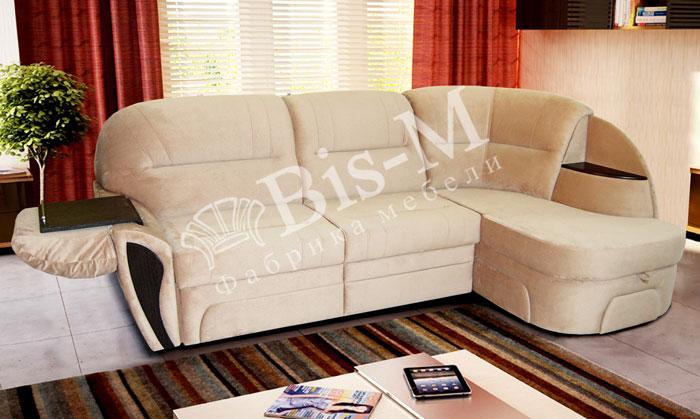 Лаура (длинный бок) - мебельная фабрика Бис-М. Фото №2. | Диваны для нирваны
