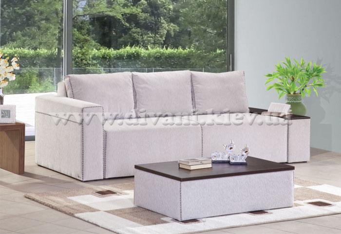 Милени люкс 3-местн - мебельная фабрика Embawood. Фото №3. | Диваны для нирваны
