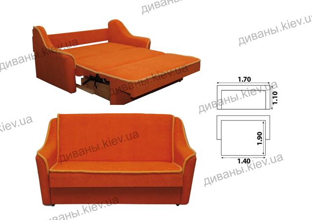 Американка - мебельная фабрика Мебель Софиевки. Фото №2. | Диваны для нирваны